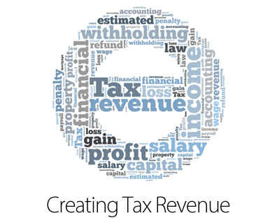 Creating Tax Revenue