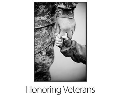 Honoring Veterans